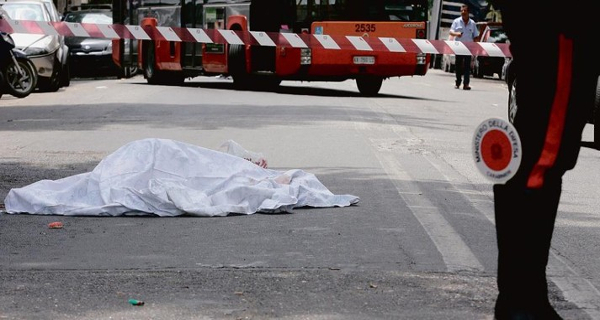 Photo of Trovato un cadavere sotto un ponte