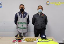 Photo of Napoli, sequestrato all'aeroporto di Capodichino un chilo di eroina: arrestato un gambiano