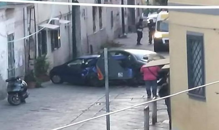 Photo of Incidente a Napoli, violento scontro tra auto nel quartiere Pianura